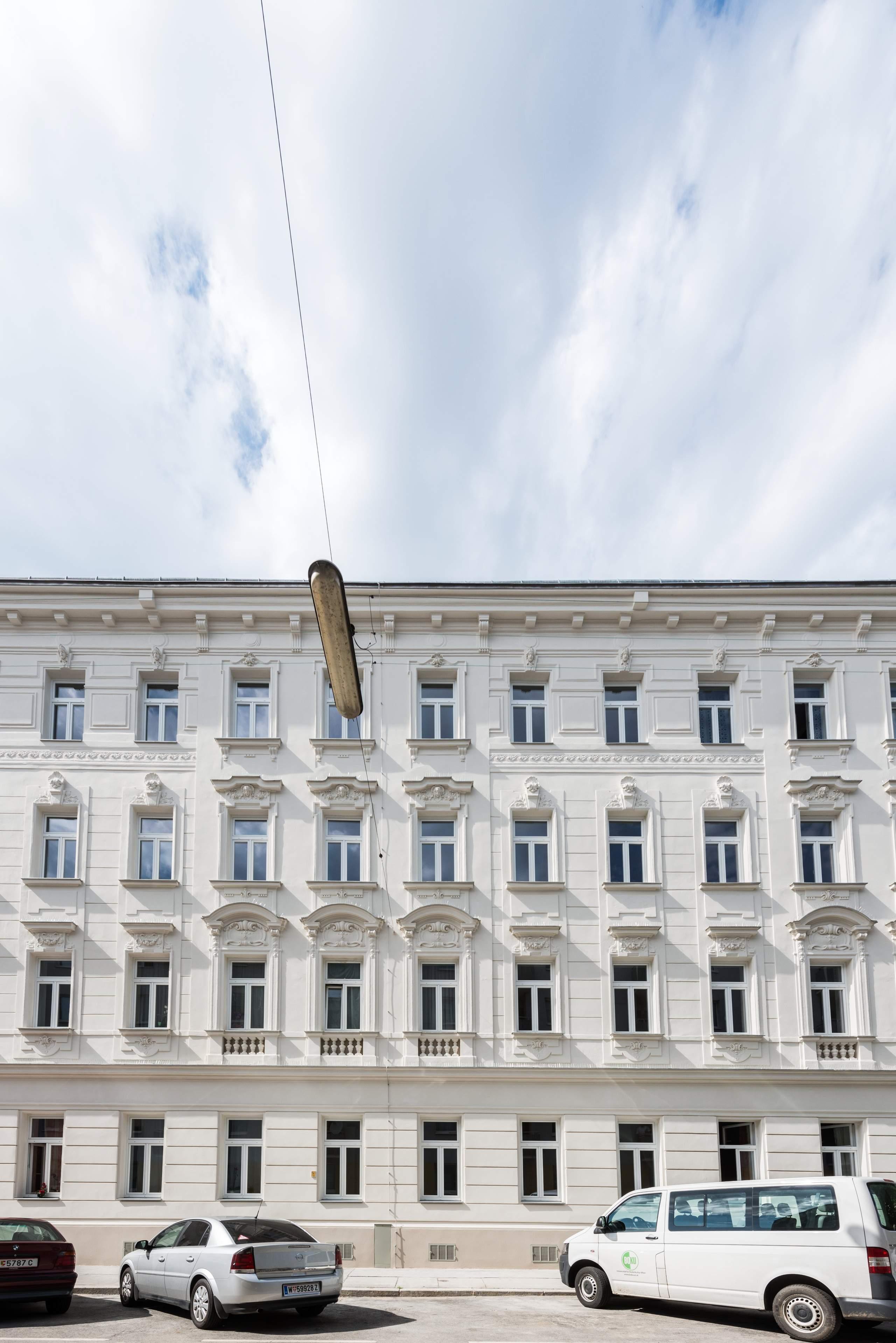 LIEGLER TAKEH ARCHITEKTEN Projekt Ostmarkgasse Fassade